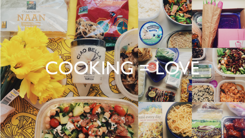 Jen Wise // Cooking Equals Love // Whole Faith