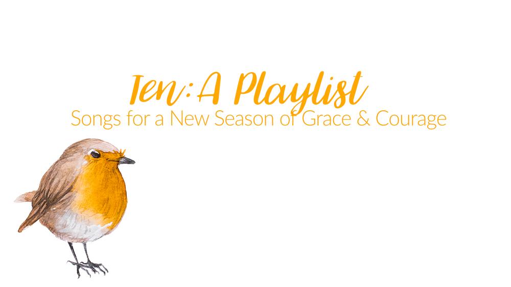 Jen Wise // Playlist + Free Devotional