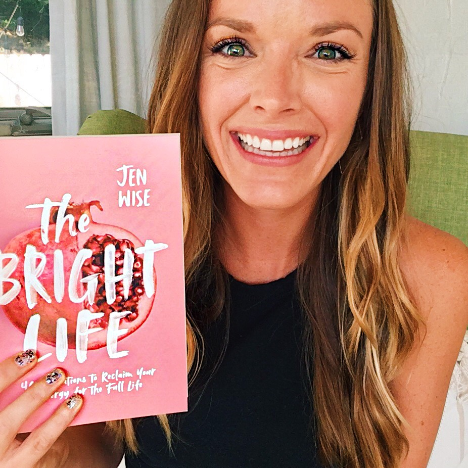 Jen Wise The Bright Life