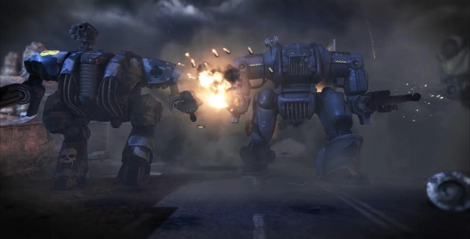 Reign Of Thunder — Matt O'Neill : VFX