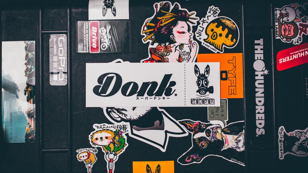 White Donk - - New