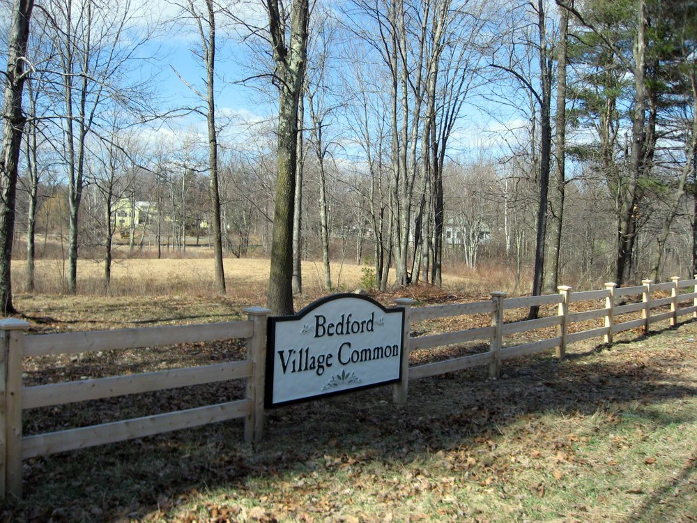 Bedford Village Common