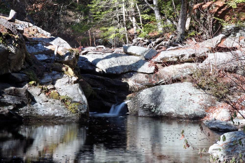 Pulpit Rock - Landry Trail