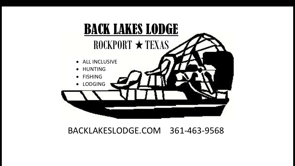 BACK LAKES LODGE