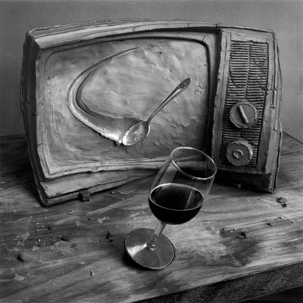 Falling Glass   1983   17X16