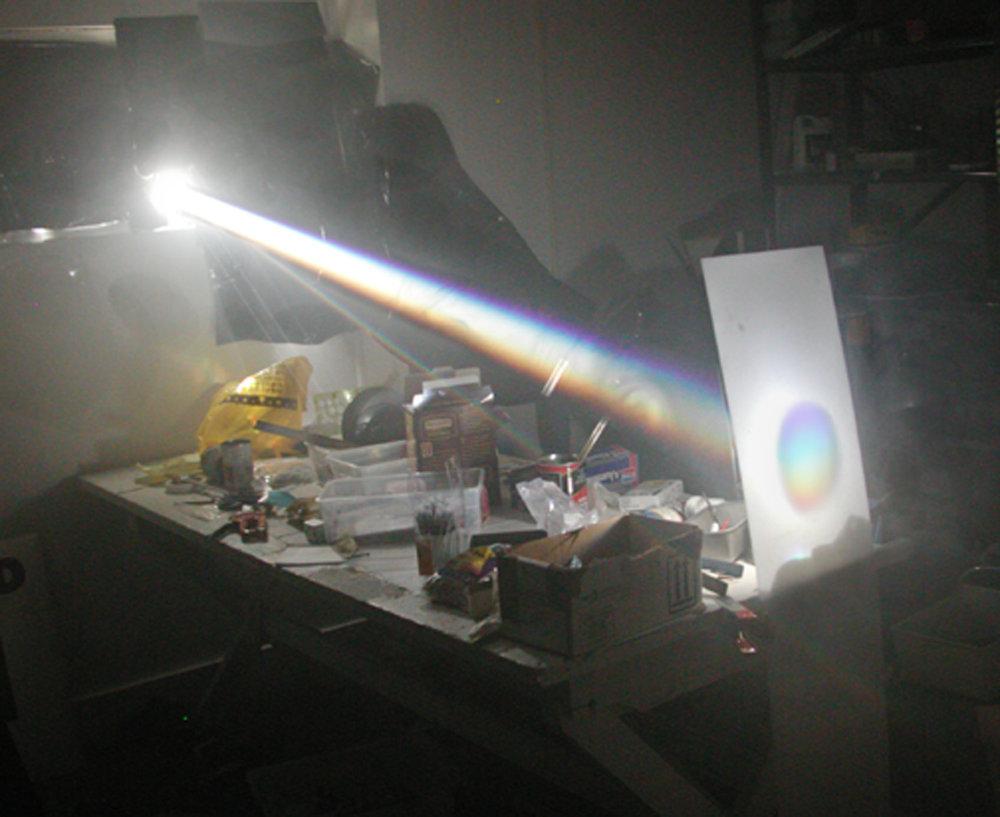Newton's Experiment   2004   16X20