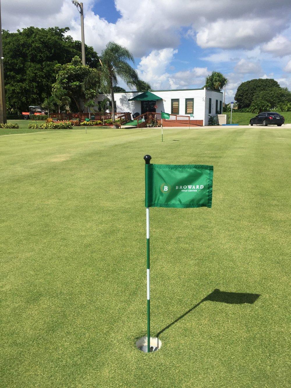 broward golf center