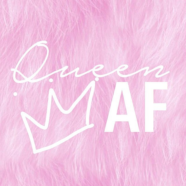 Get it Queen, every day .. all day 👑 #morningmotivation #happyvalentinesday #hustlelikeabosslivelikeaqueen #liveunstoppable