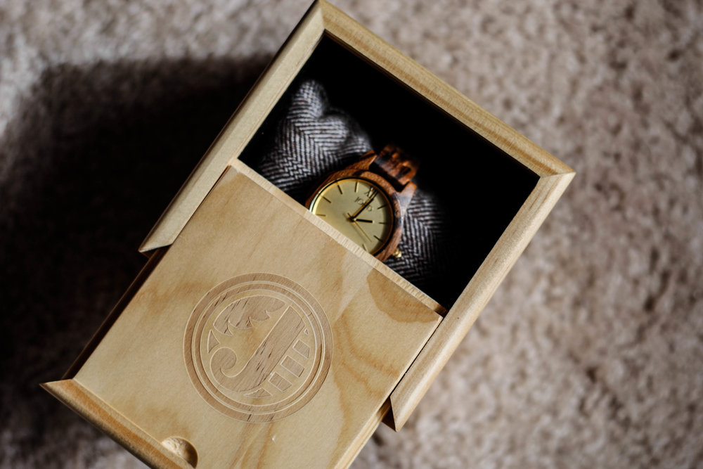 It's all in the details! From the packaging to the watch itself, this is definitely a cool watch!