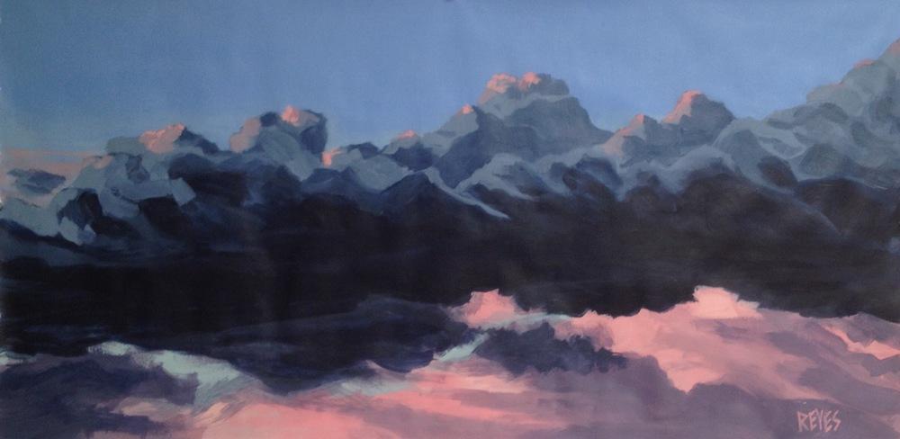 Santa Fe Sky, No. 2