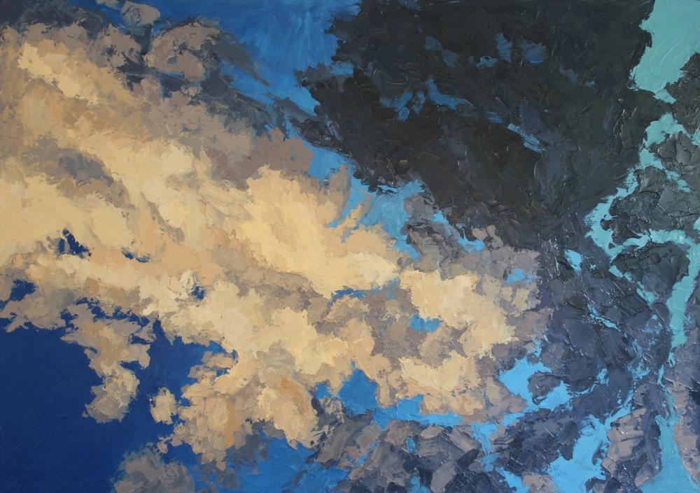 Santa Fe Sky, No. 3