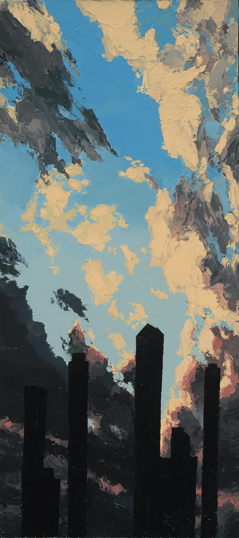 LA Skyline No. 1 (Dawn)