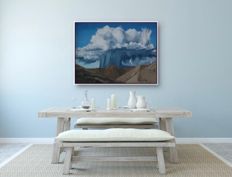 High Desert Thunderhead
