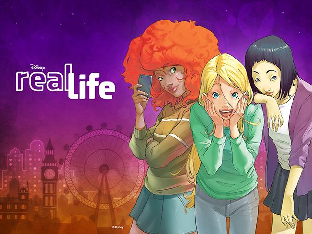 Disney Real Life
