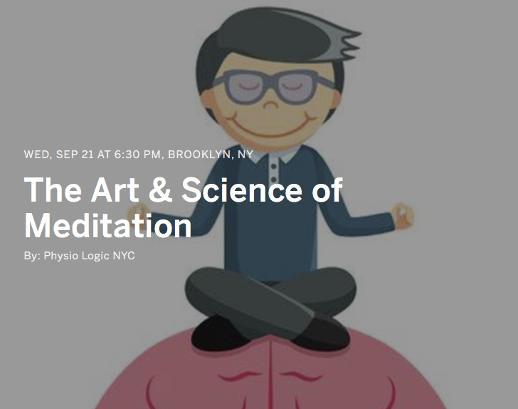 art and science of meditation
