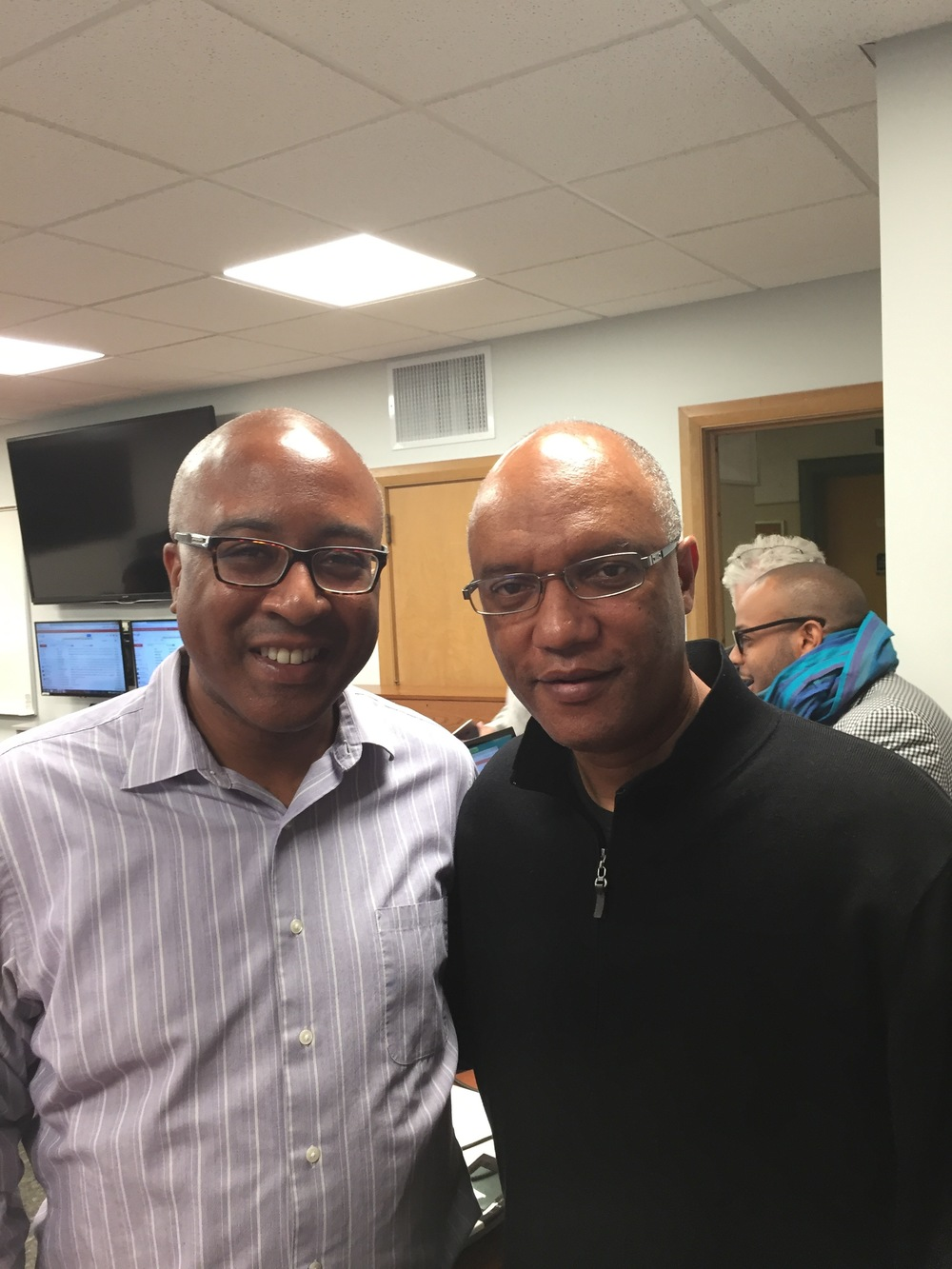 With Billy Childs