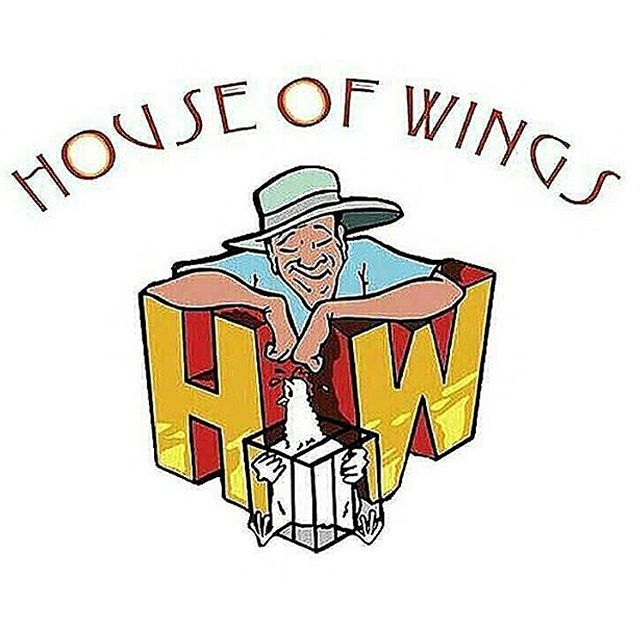 Don't let the rain stop you from getting your wings today! Swipe left to see all of our current delivery options!  What's your flavor? #theproofisintheSAUCE #wehaveover50ofthemBTW #bestchickenwings #houseofwings