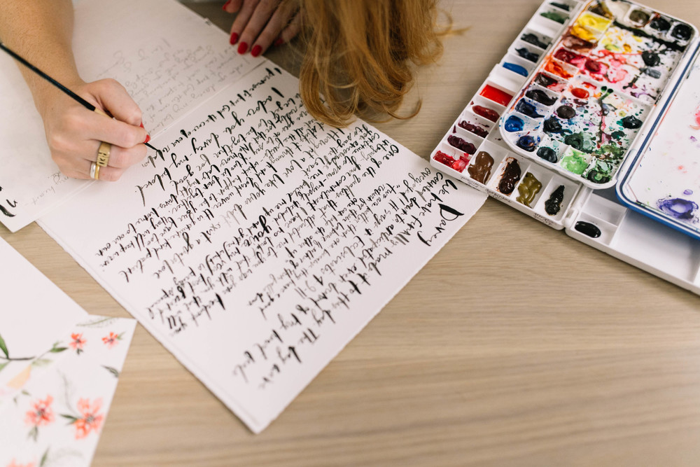 a life of color | ashley lynn kesler