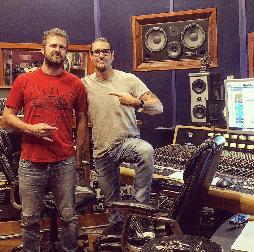 Donato & Vinnie at The Tone Factory
