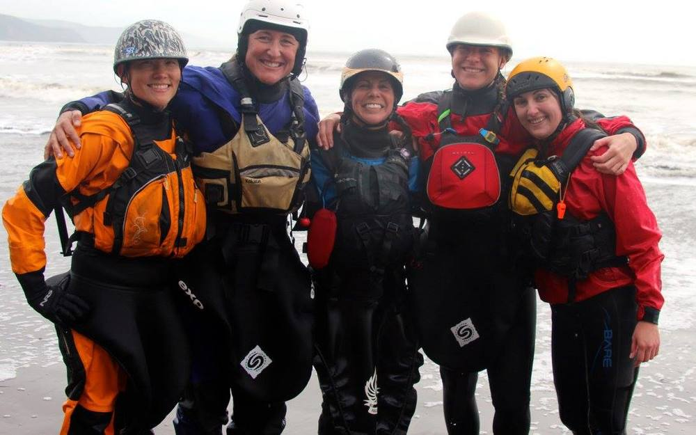 Photo:California Women's Watersport Collective