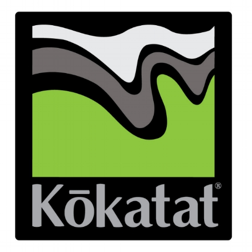 "Kokatat | meaning ""into the water"" in the regional Klamath Tribe language"