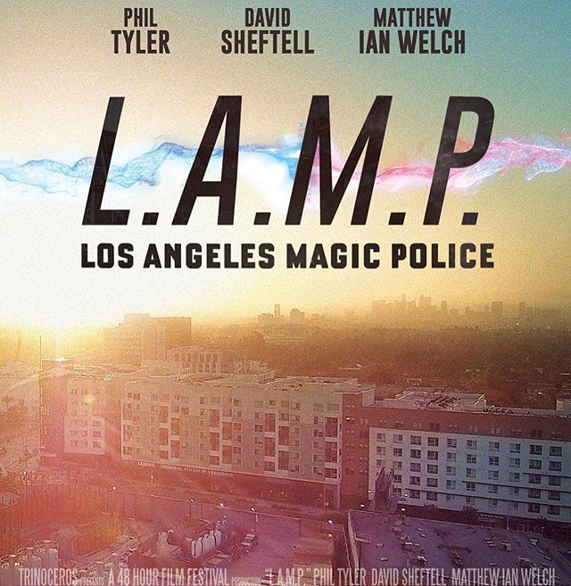 One day more!... until the world premiere of our film L.A.M.P. at Regal L.A. LIVE: A Barco Innovation  Screening Group C at 7:00pm. Purchase tickets here in bio: https://ab-aut.ticketbud.com/la48filmfestival2018  Come check out this awesome film I star in with one of the most talented and hardest working cast and crews! . . . . #film #filming #filmmaking #movie #actor #actorslife #actors #48 #talented #48hrfilmproject #festival #cast #crew #moviemagic #tomorrow #downtown #downtownla #regal #insta #instapic #instacool #instagram #instagood