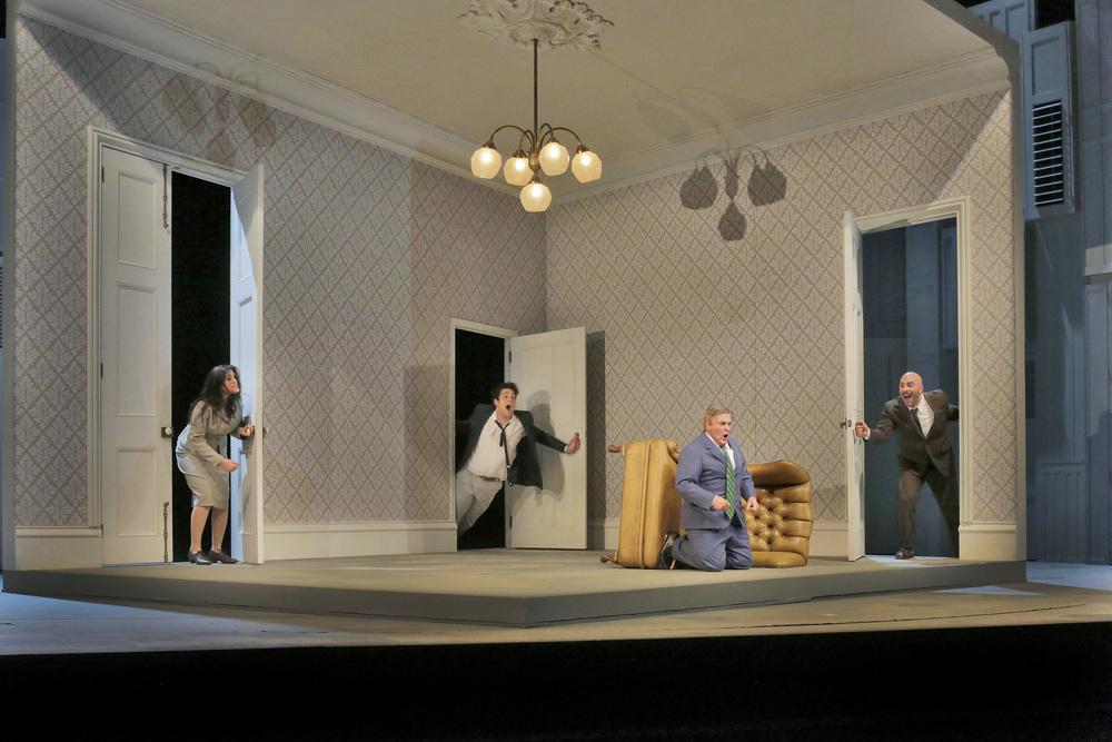 Don Pasquale- Santa Fe Opera