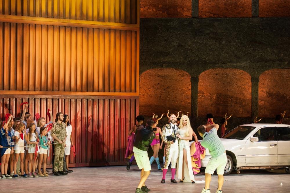 Carmen- Salzburg Landestheater