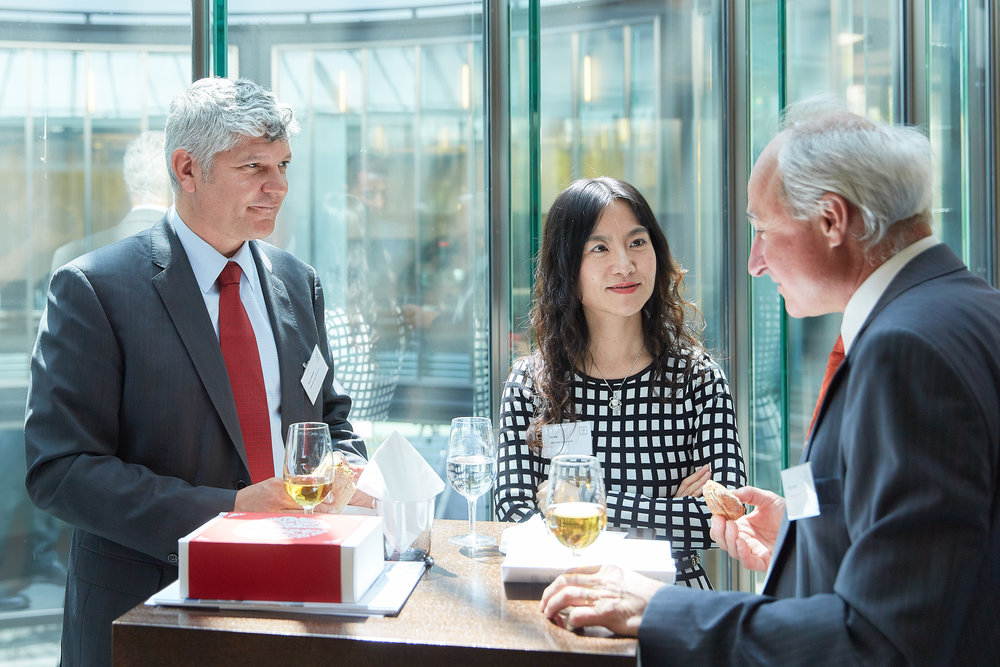 37th Annual General Meeting of the Swiss- Chinese Chamber of Commerce (SCCC) and the Swiss-Hong Kong Business Association (SHKBA)