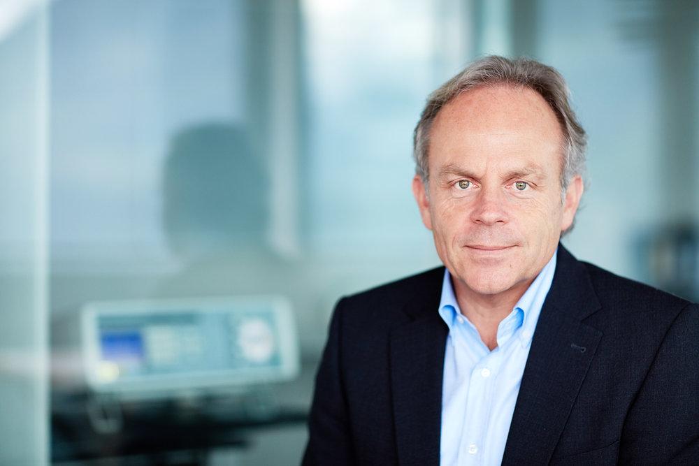 Max Geiser, Geschäftsführer REGUMED GmbH