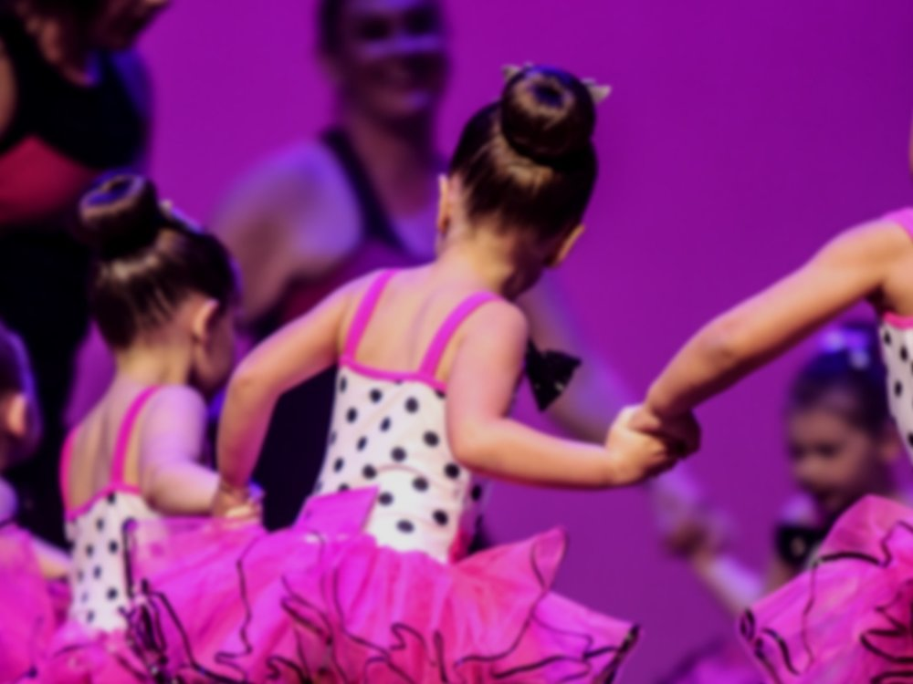 Dance With Me - Preschool Program