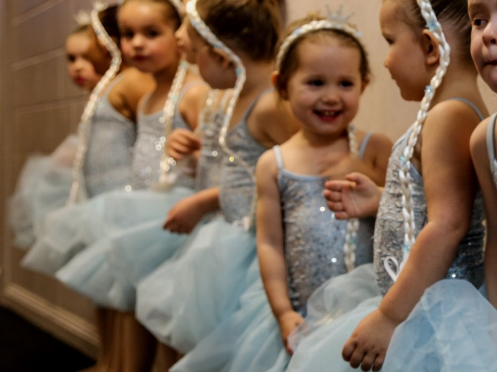 Ready, Set…Dance! - Preschool Program