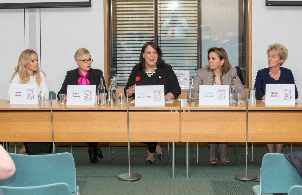 The inaugural Women's Health Parliamentary Conference 2018