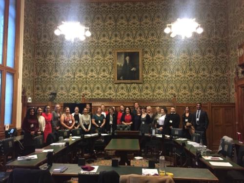 Menstrual Health Coalition launch -