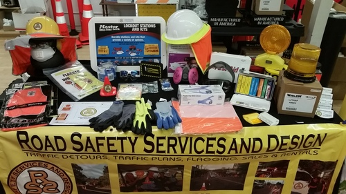 Sales of Traffic Control & Safety Products