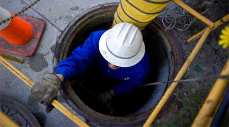 Confined Space - -