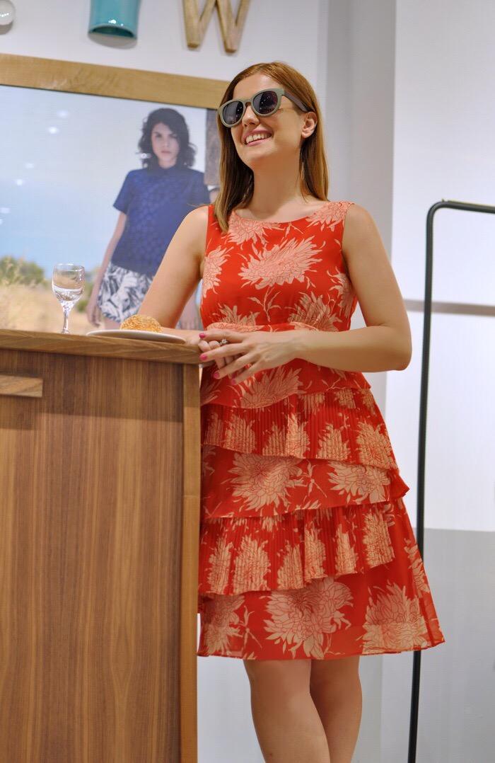 Фустан MARELLA | Очила FIORELLA RUBINO