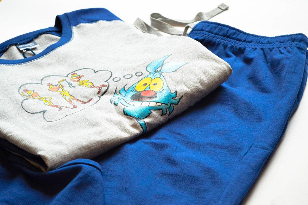 Машки пижами= 2790 денари