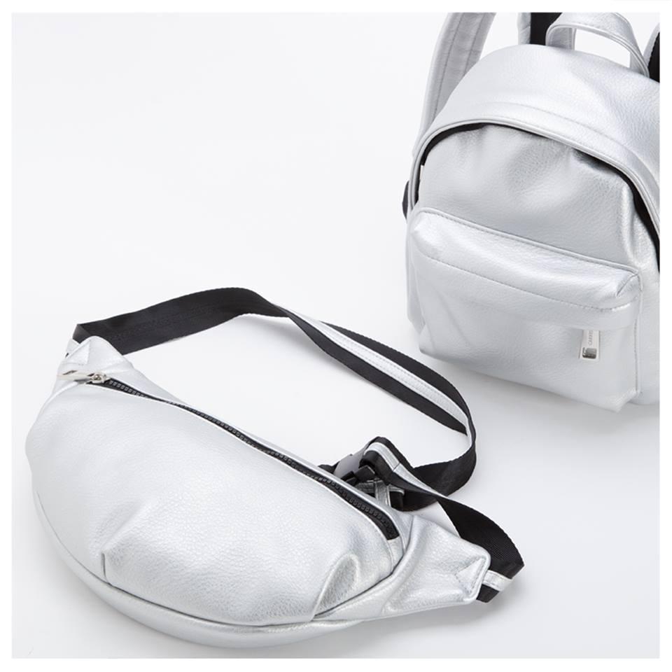 Ранче или торба за околу струк од впечатлив материјал