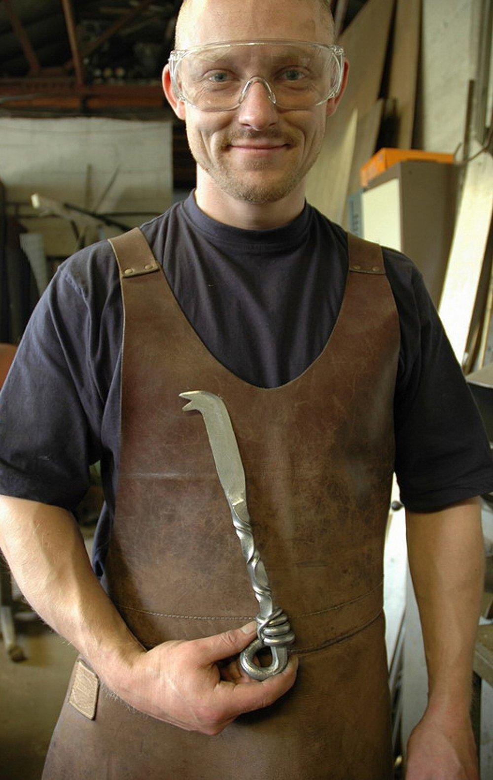 André the blacksmith