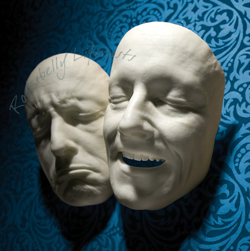 Faces and head casts