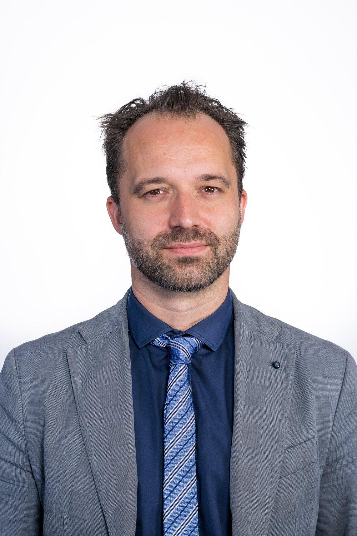Dicky Antoine Voorzitter Vlaanderen