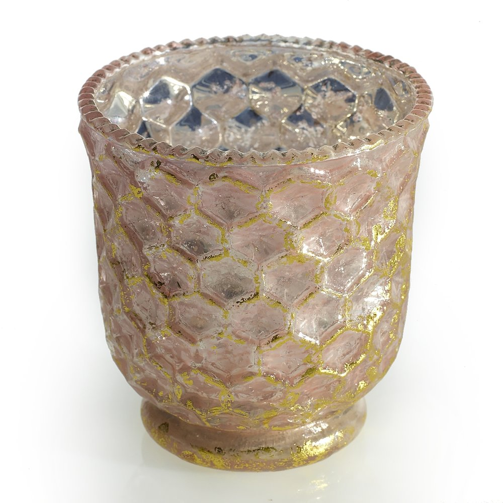 "Honeycomb Votive 3"" x 3.25"""