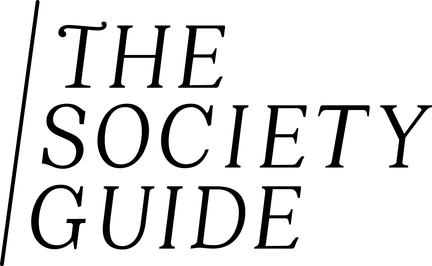 The Society Guide || Giving Book