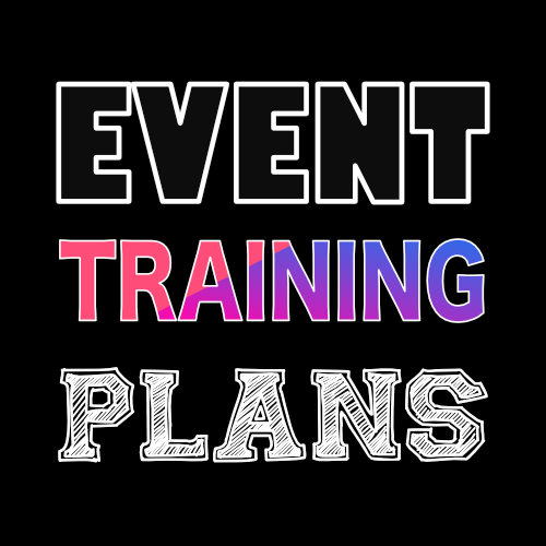 Event Training Plans