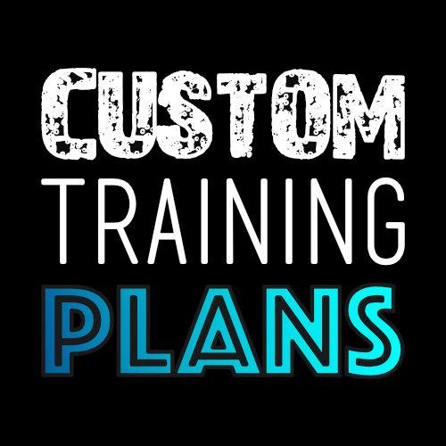 Custom Training Plans
