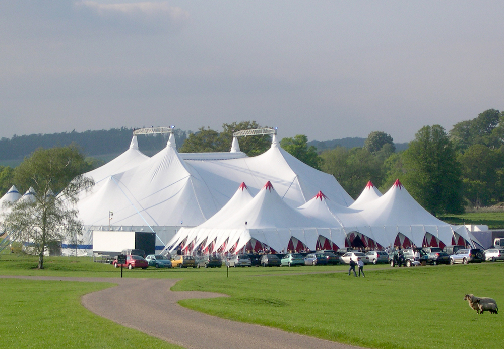 BIG TOP HIRE