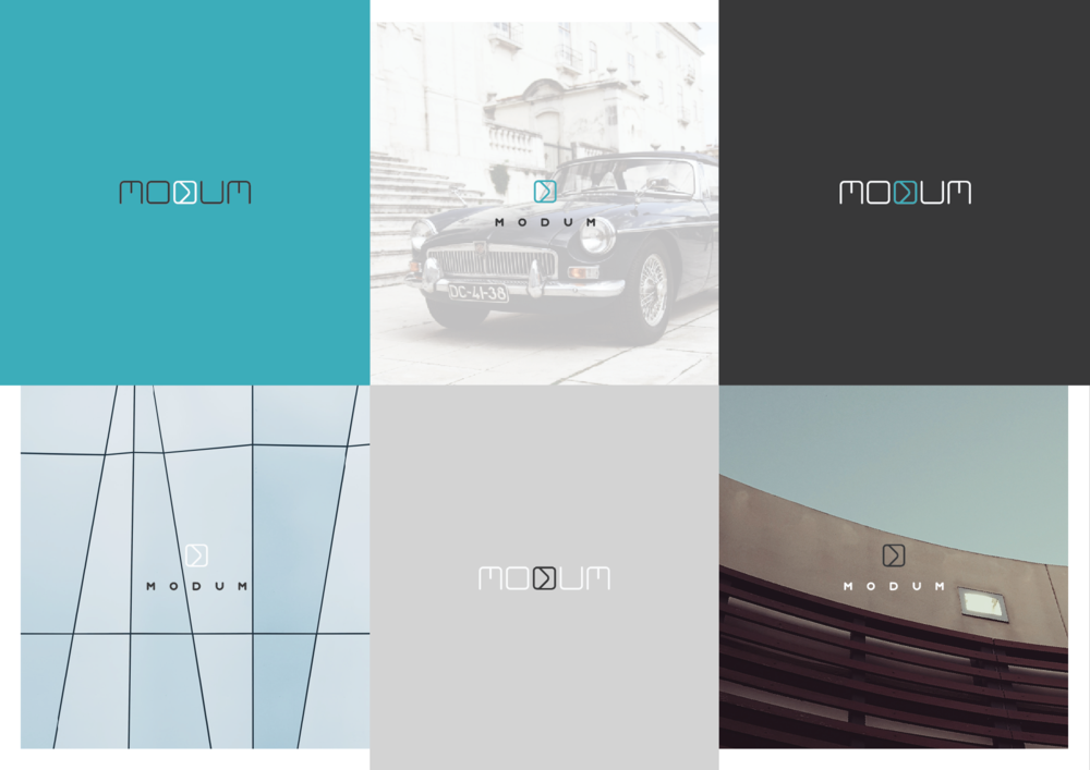 Brand Identity: Modum Brand Book