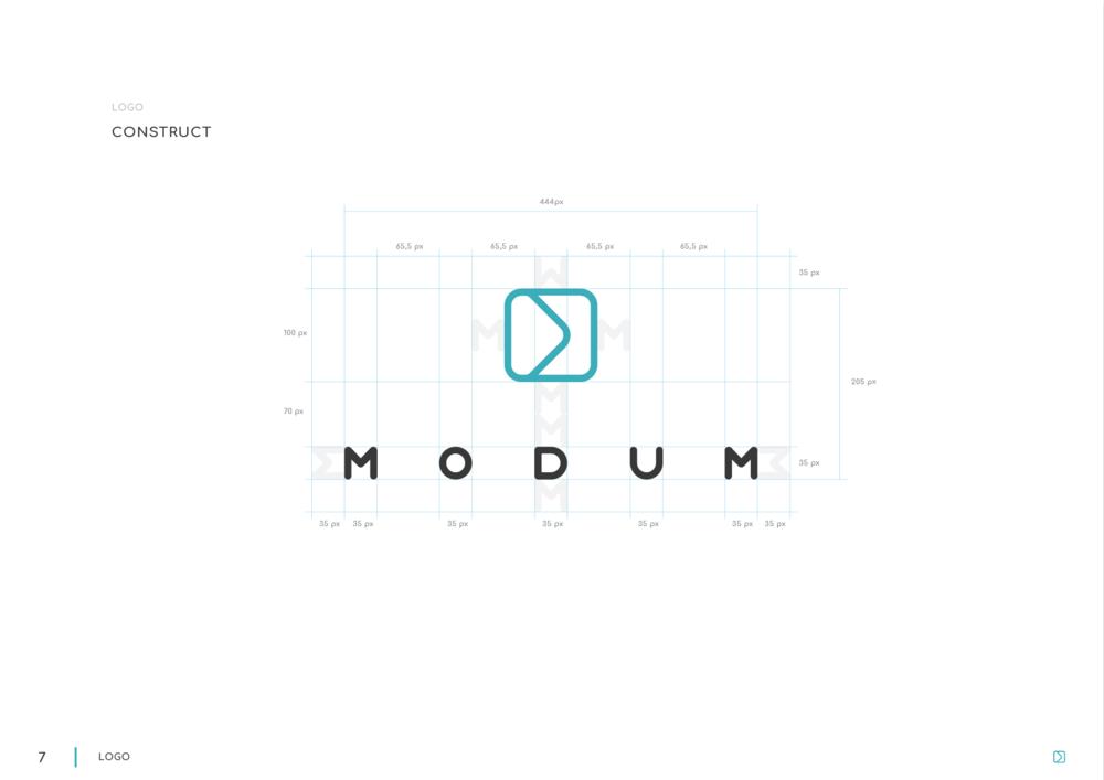 Brand Identity: Modum - Logo Design