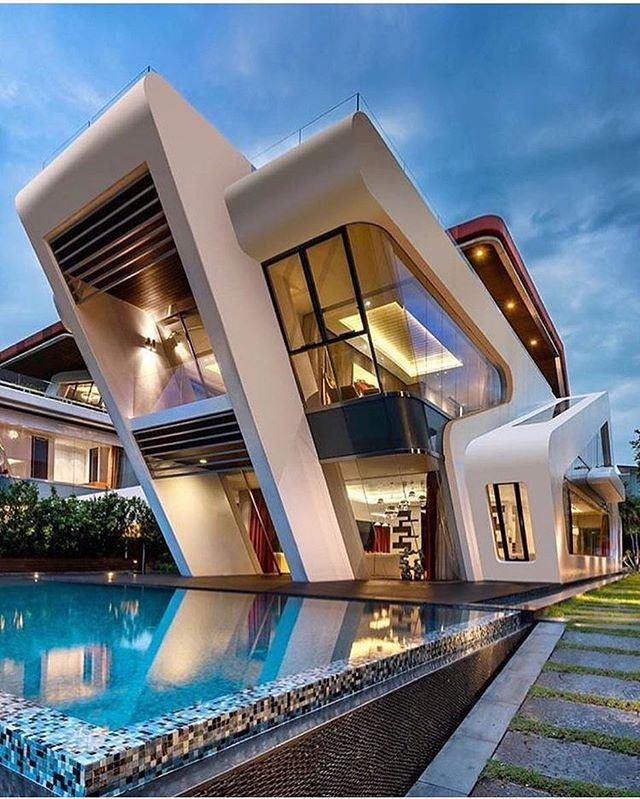 Modern Luxury home | yes or no?👌